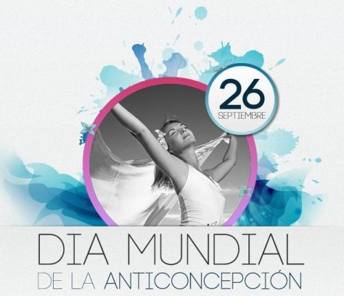 Día Mundial de la Anticoncepción