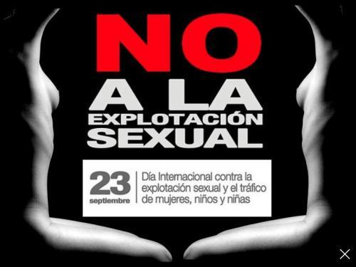 Mujeres: Explotación y Tráfico